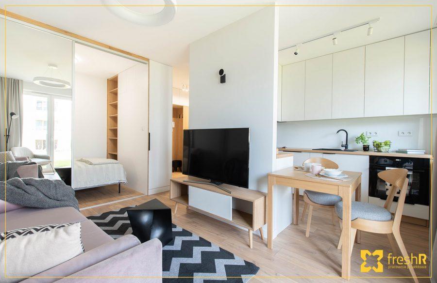 Mieszkanie-Krakow-Lubostron-Park-44m2-realizacja-pod-klucz-16-salon-sypialnia
