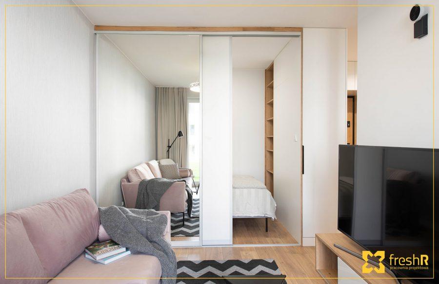 Mieszkanie-Krakow-Lubostron-Park-44m2-realizacja-pod-klucz-17-salon-sypialnia